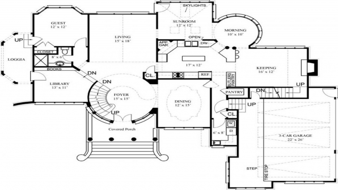 luxury ranch floor plans luxury house floor plans and designs luxury ranch style 20511