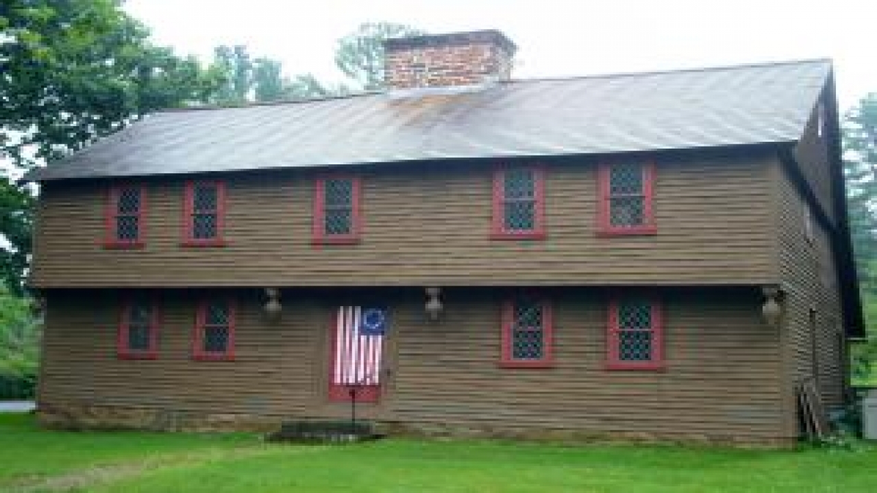 Colonial Homes Interiors New England Colonial Houses 1600s