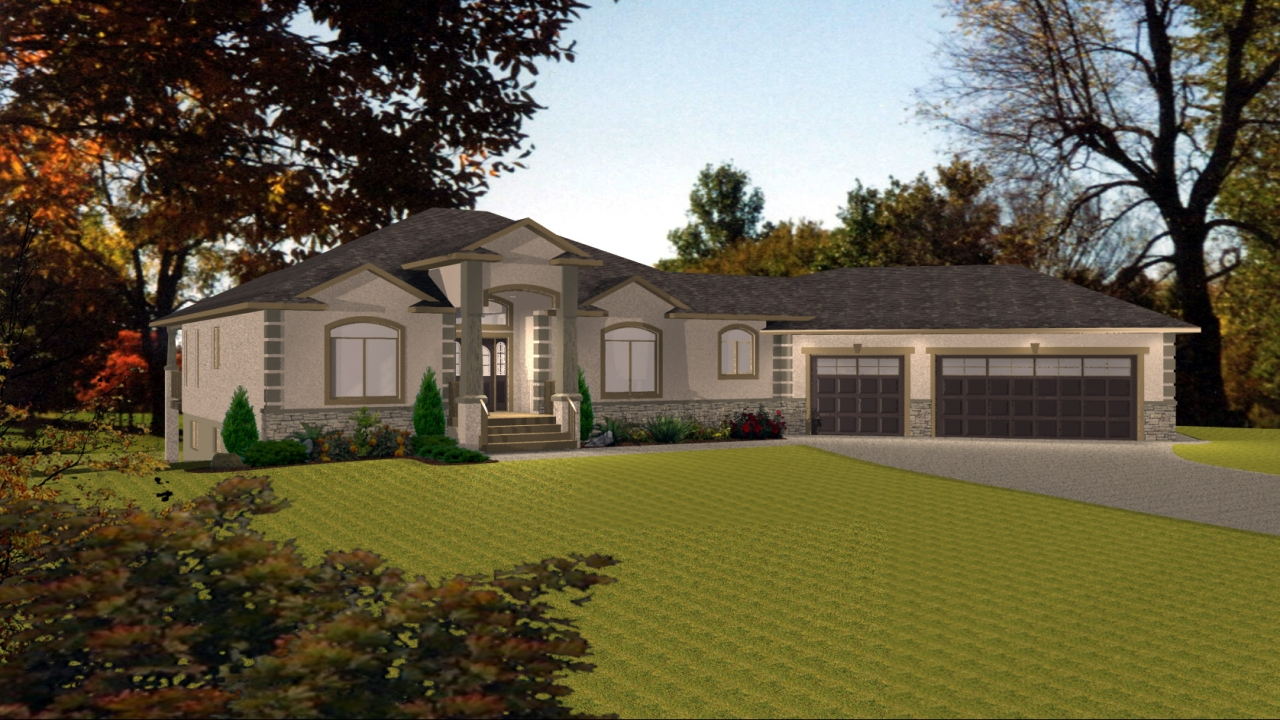 House Plans With Angled Garage Ranch With Angled Garage