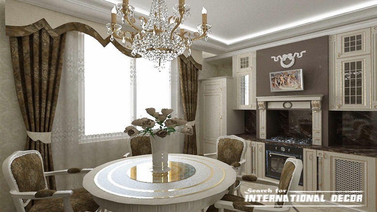 Shaker Style Interior Design Neoclassical Interior Design