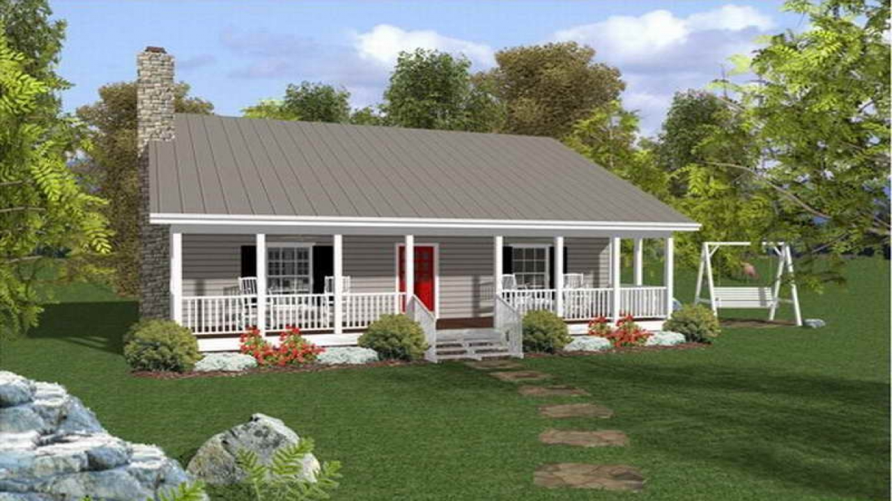 Simple Small House Floor Plans Small Ranch House Plans