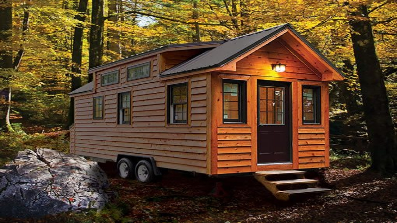 Tumbleweed tiny house floor plans tiny house on wheels for Micro homes on wheels