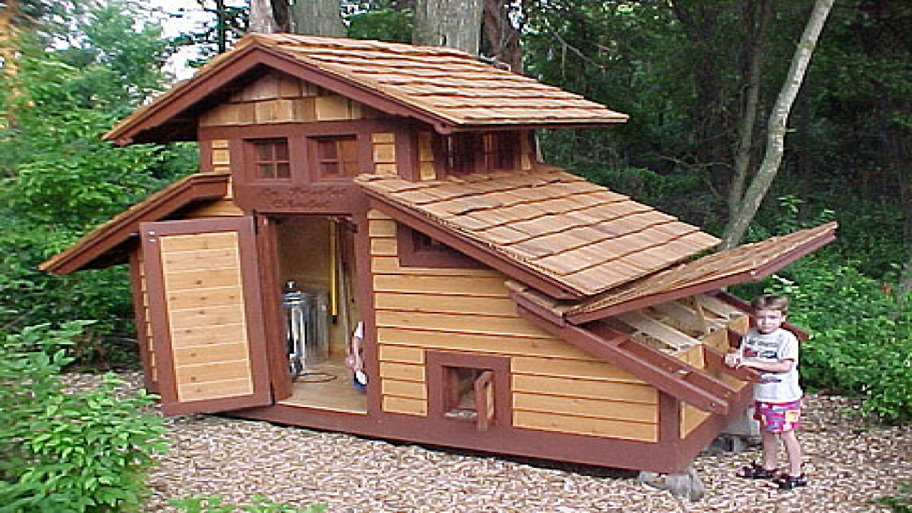 Back yard chicken co op plans plans for chicken coops hen for Quality house plans