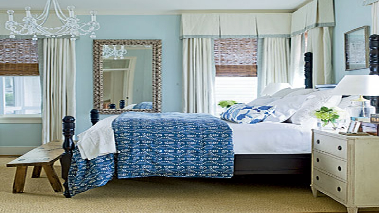 Beach Themed Bedrooms For Adults Blue Beach Bedroom Ideas