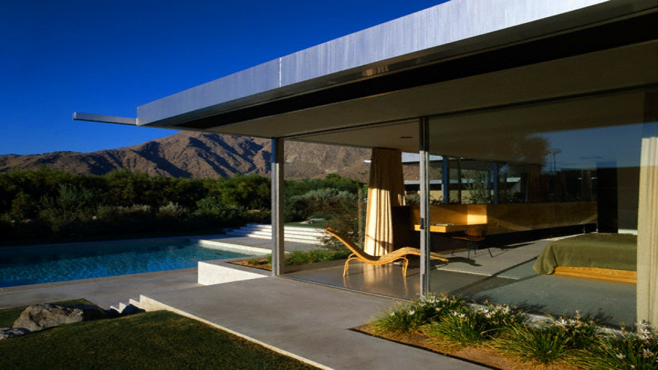 Mid century modern home palm springs mid century modern for Mid century modern furniture palm springs