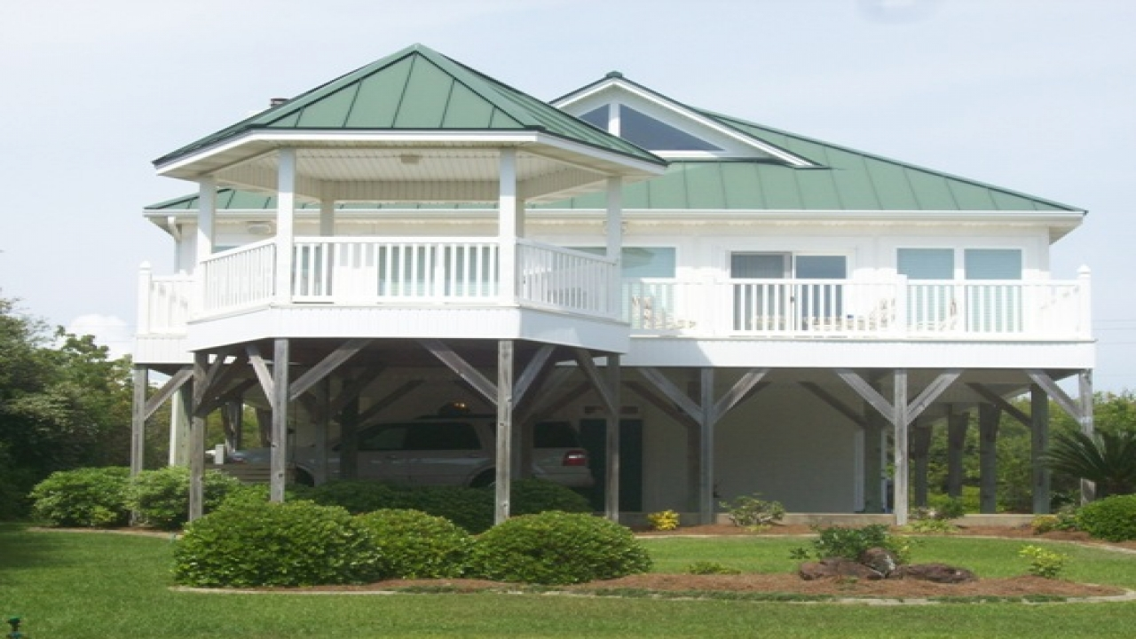 Beach cottage house plan designs beach house plans for for Coastal home plans