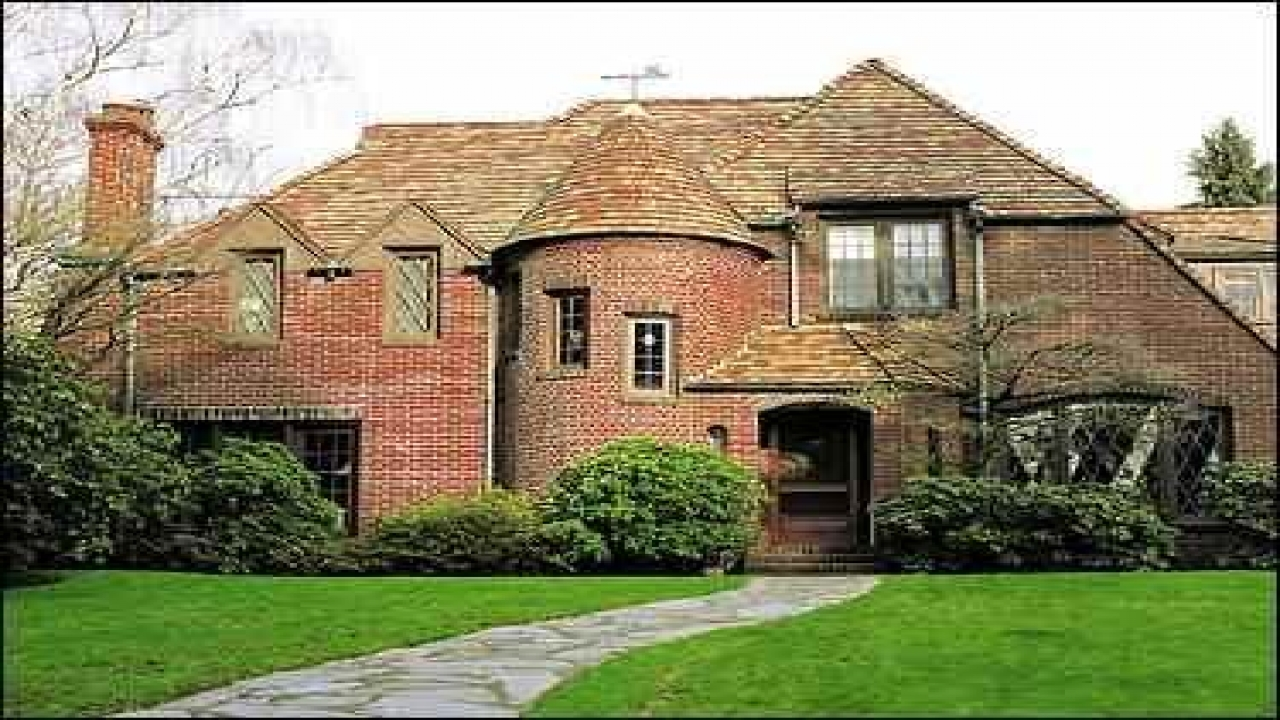 French normandy tudor style home french style architecture for French normandy house plans