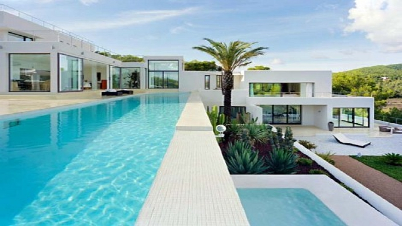 Modern Spanish Decor Modern Spanish House Designs Mediterranean Architectural Design