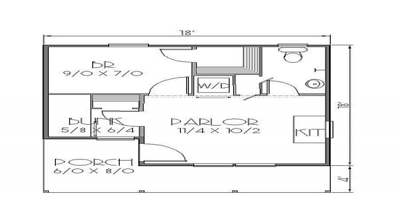 300 square feet house floor plans 100 square feet home