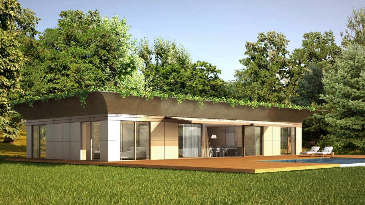 Modern modular homes custom modular homes guest homes for Custom prefab homes