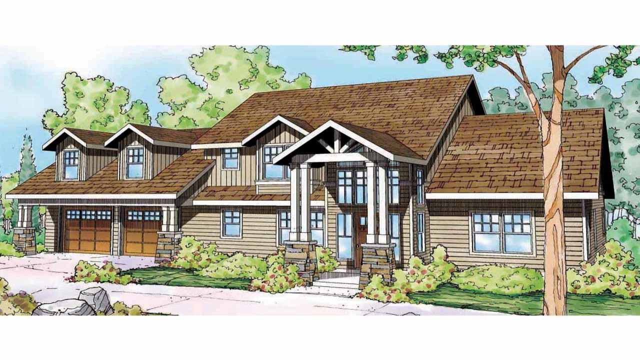 Rustic lodge style house plans lodge style house plans for Lodge style house plans
