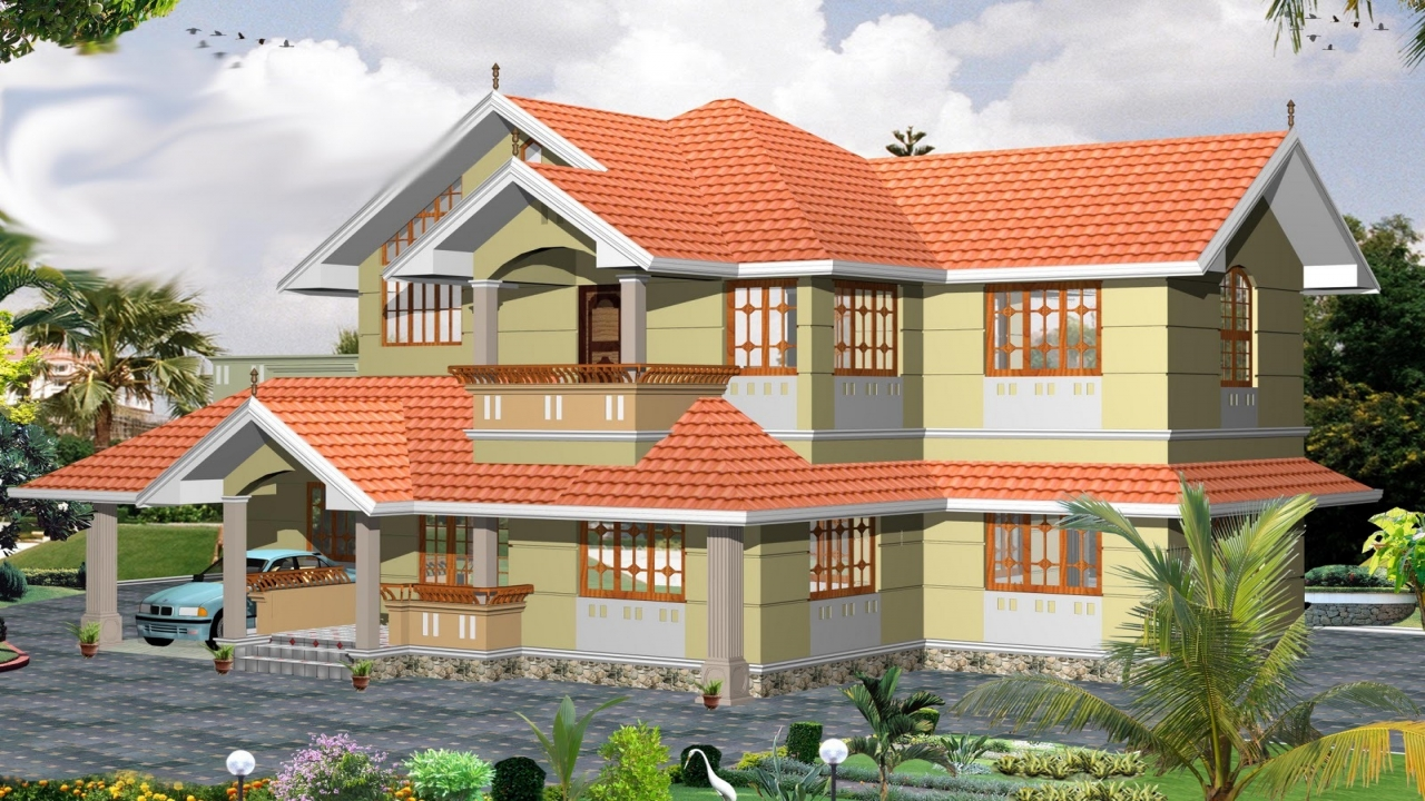 Traditional house plans house plans kerala home design for Traditional home designs