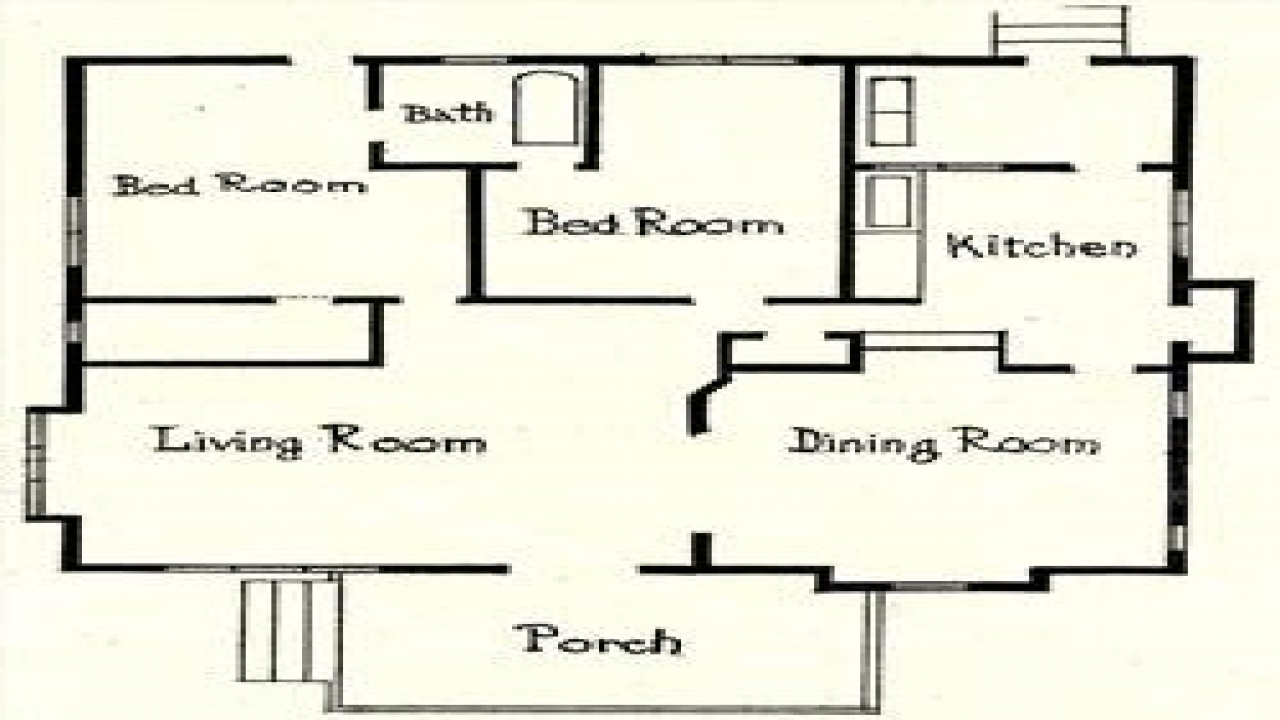 Bungalow cottage house plans california bungalow house for Bungalow house plans alberta
