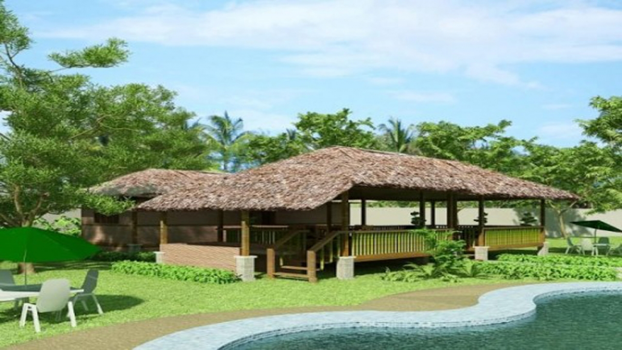 Modern House Design In Philippines Tropical House Design