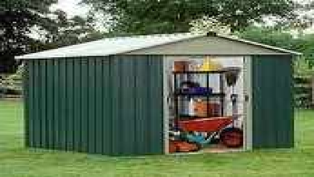 Low cost Metal Buildings Garage Barn Kit Shed Cabin Plans ...