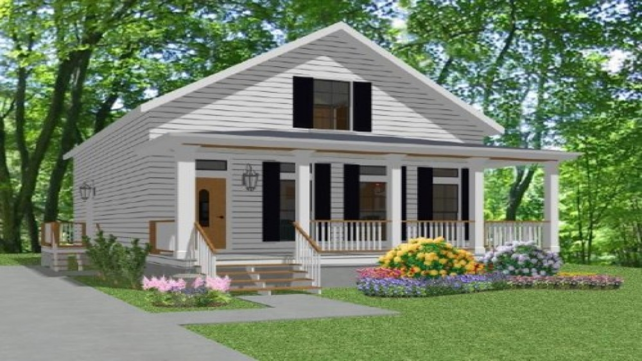 Small cottage house plans cheap small house plans cheap for Small easy to build cabin plans