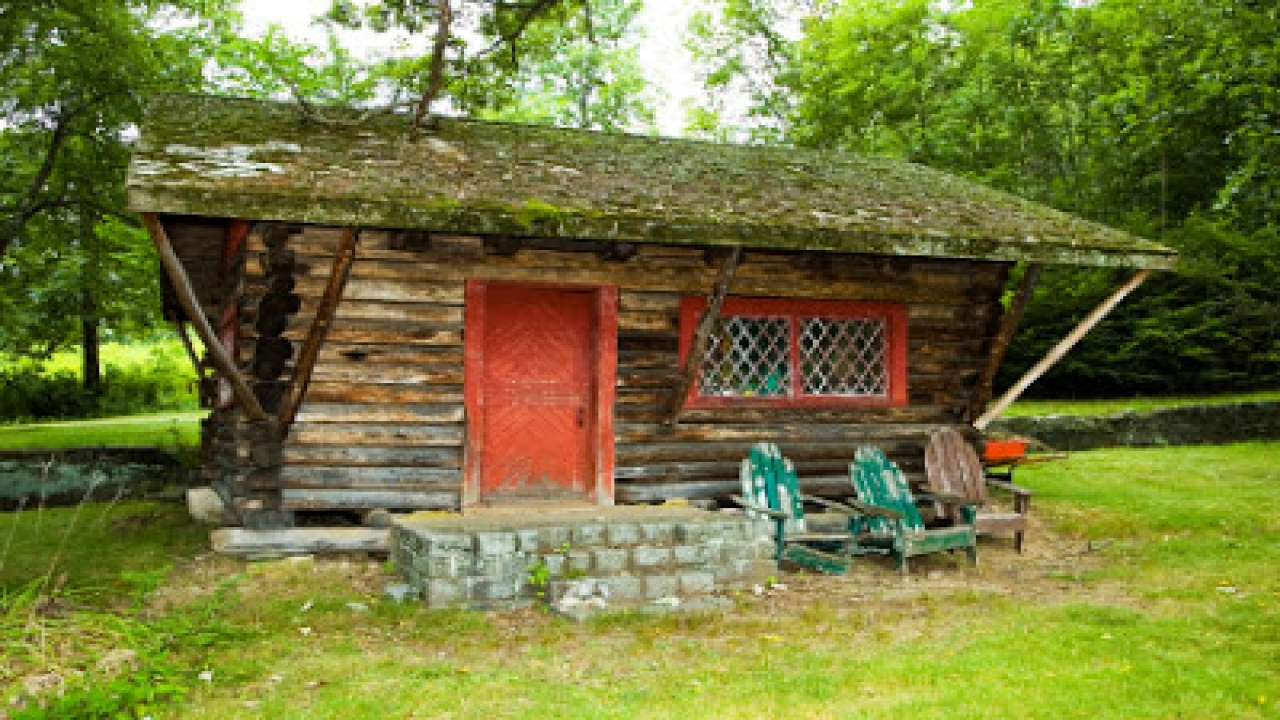 Inexpensive small cabin plans small log cabin cottages for Inexpensive cabin plans