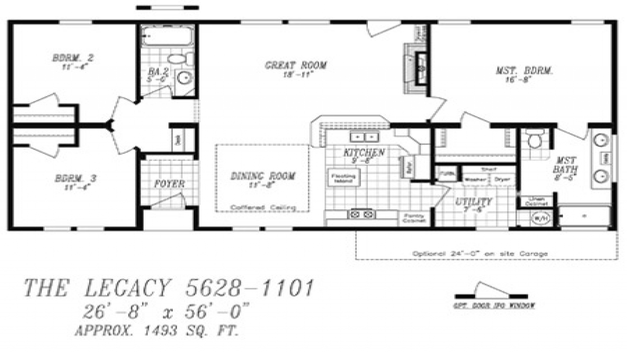 Log cabin mobile homes floor plans inexpensive modular for Log home designs and floor plans