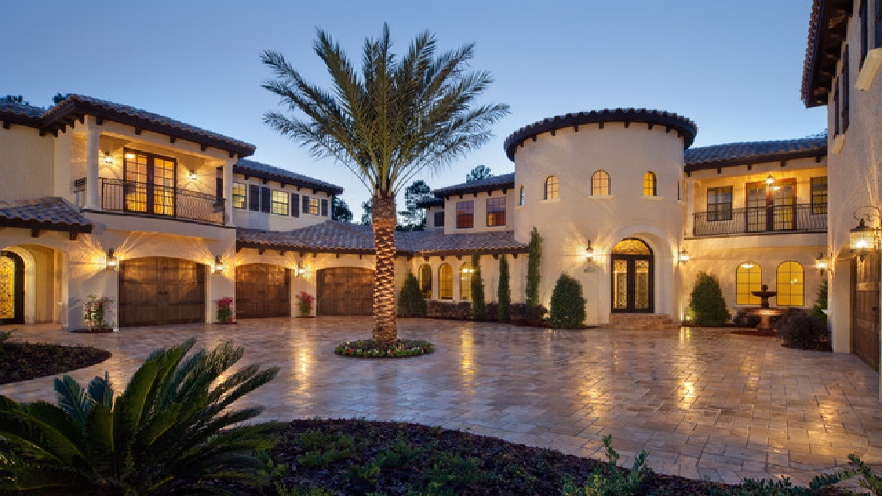 Mediterranean Mansions For Sale Mediterranean Dream Homes