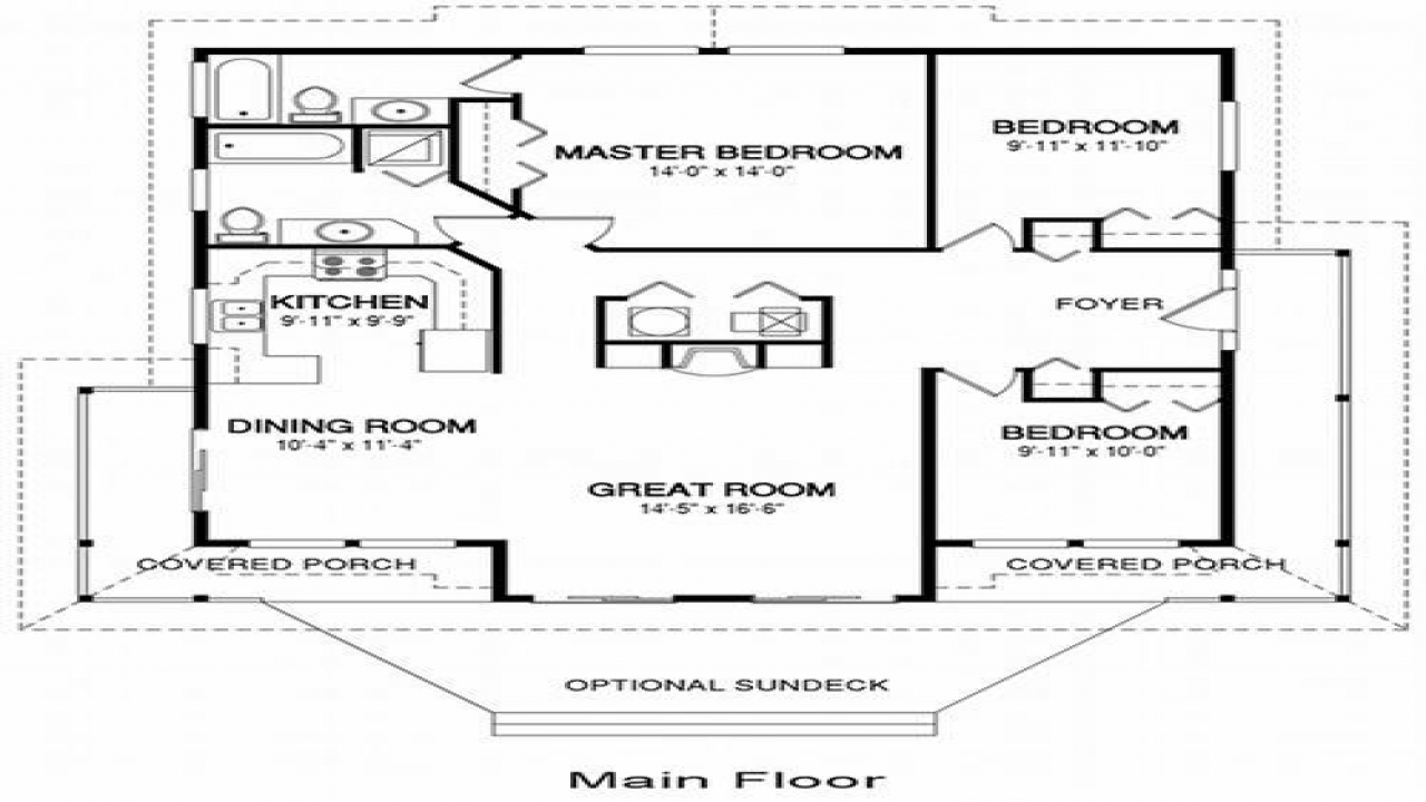 Architectural designs house plans residential for Architectural design home floor plans