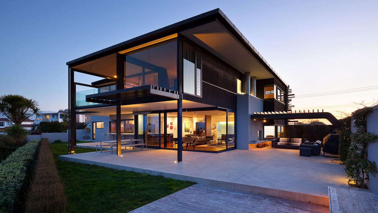 Cool Big Modern Houses Cool Modern Mansions, contemporary ...
