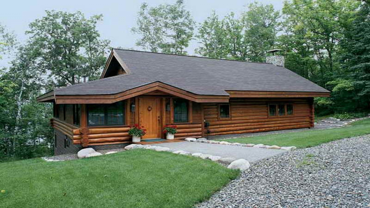 Small log cabin kits small log cabin floor plans small for How to build a cabin floor
