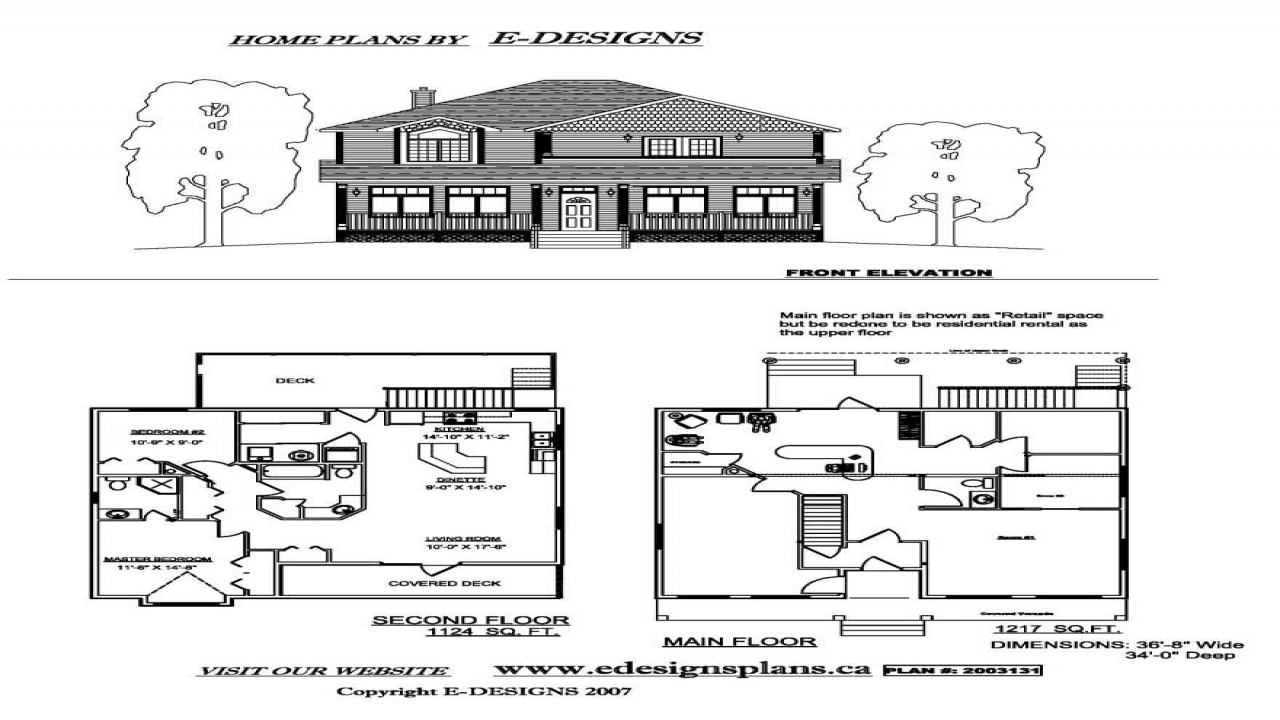 2 Story House Inside Small 2 Story House Floor Plans