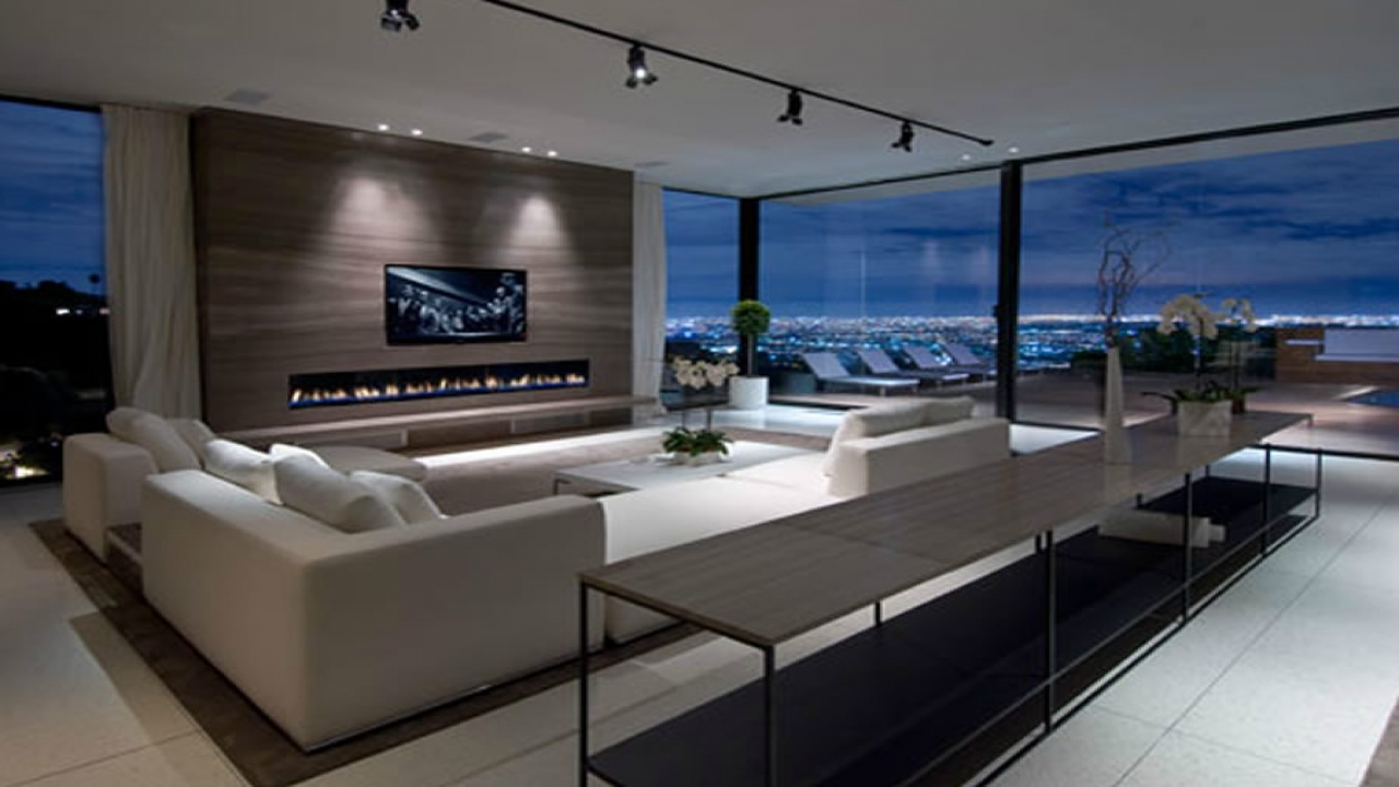 Modern Luxury Interior Design Living Room Modern Luxury ...