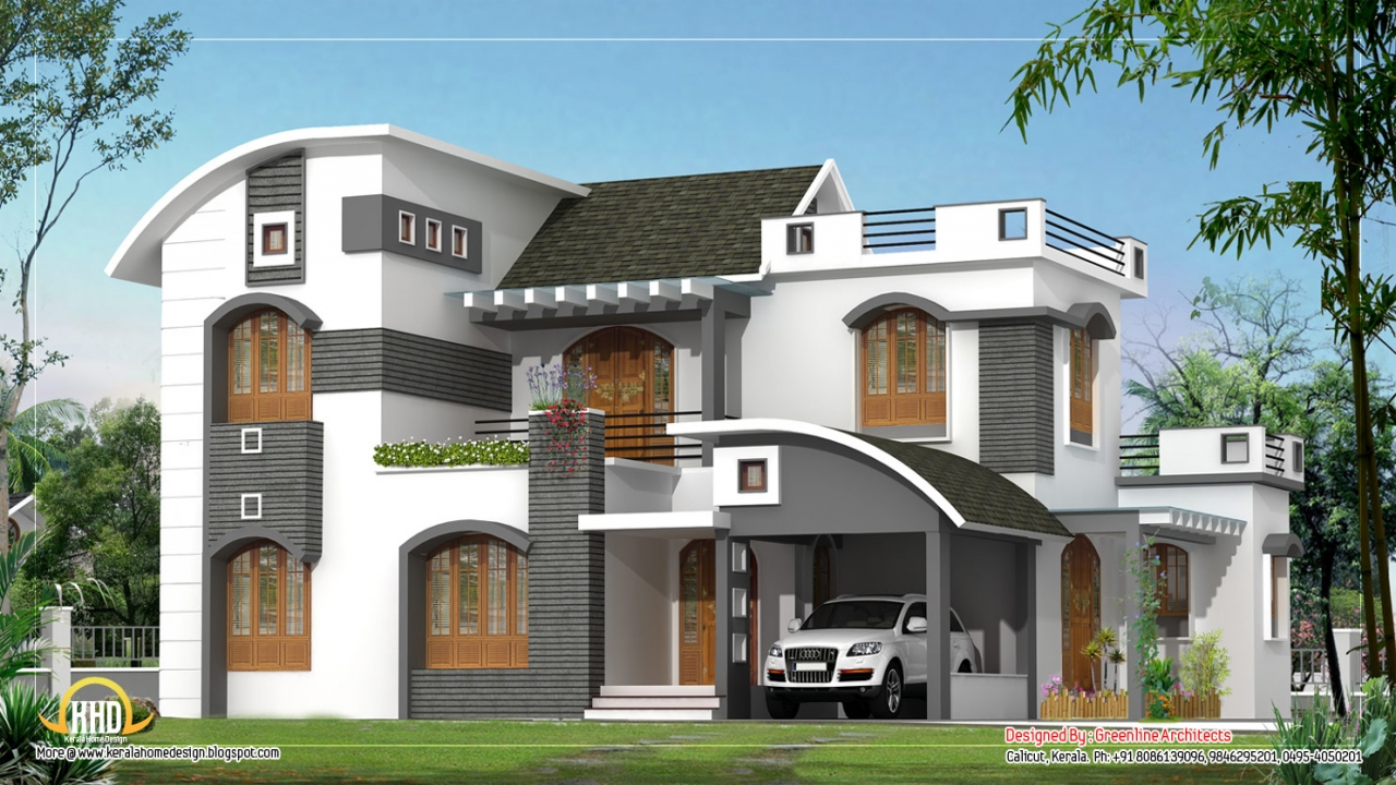 Beautiful Mansion Designs New Home Designs Latest Modern: Design Home Modern House Plans Big Beautiful Dream Homes