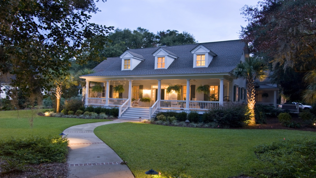 Craftsman Style House Southern Cape Cod Style Houses