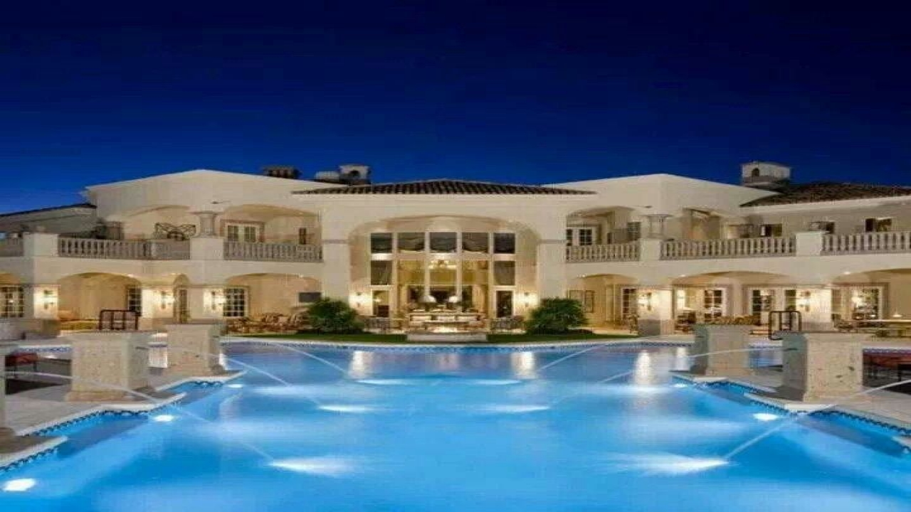 Dream Mansions With Pools Luxury Mansions With Pool