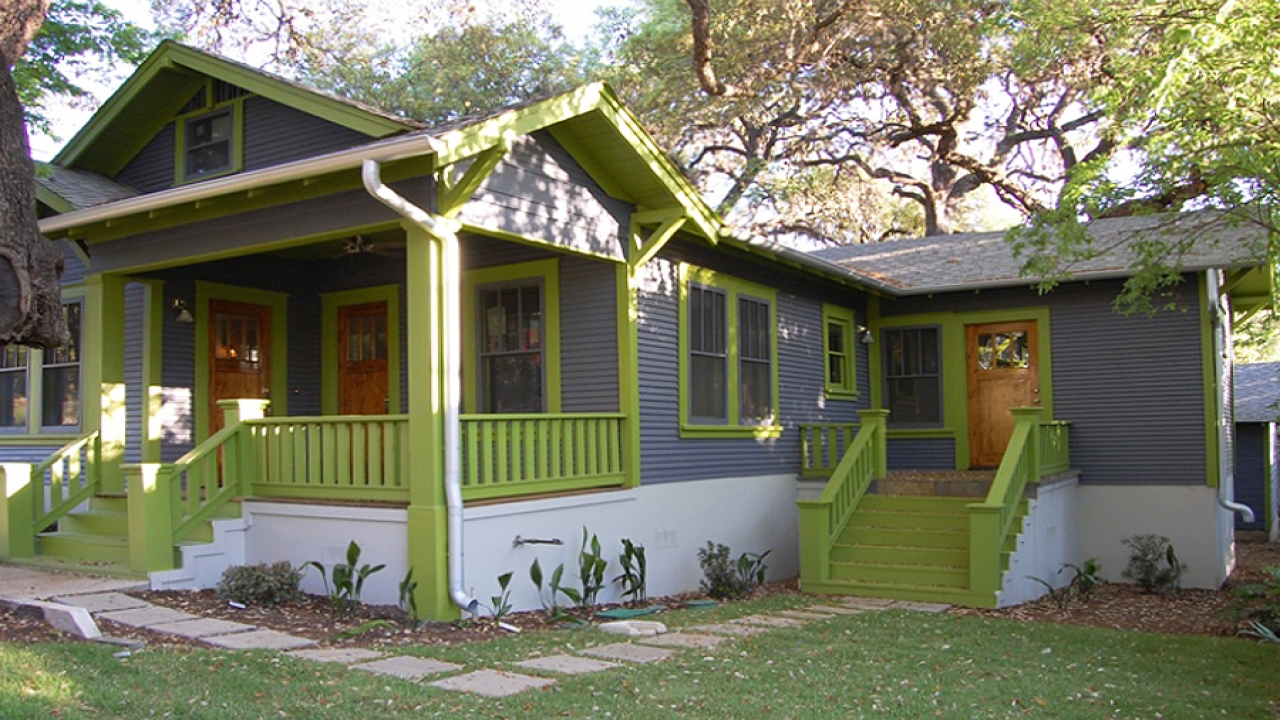 Historic craftsman style homes historic craftsman bungalow for Mission style bungalow house plans