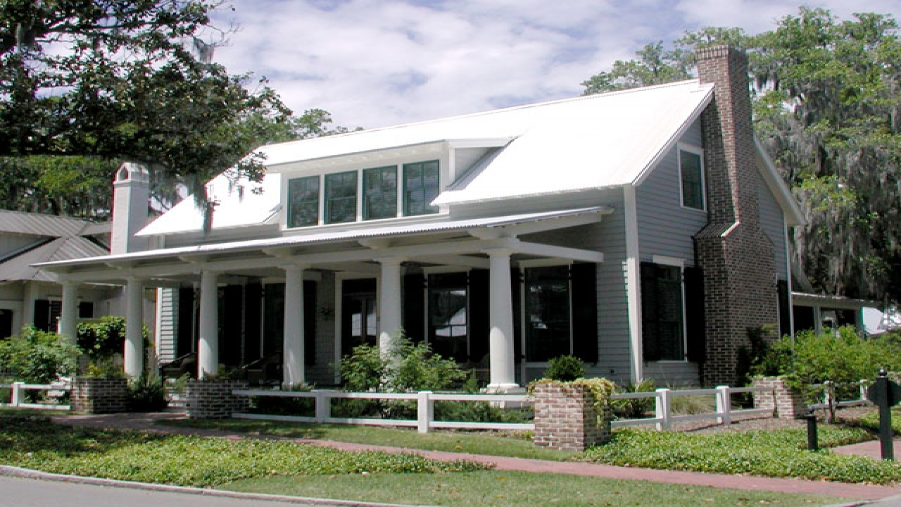 Southern Country Cottage House Plans Southern Style