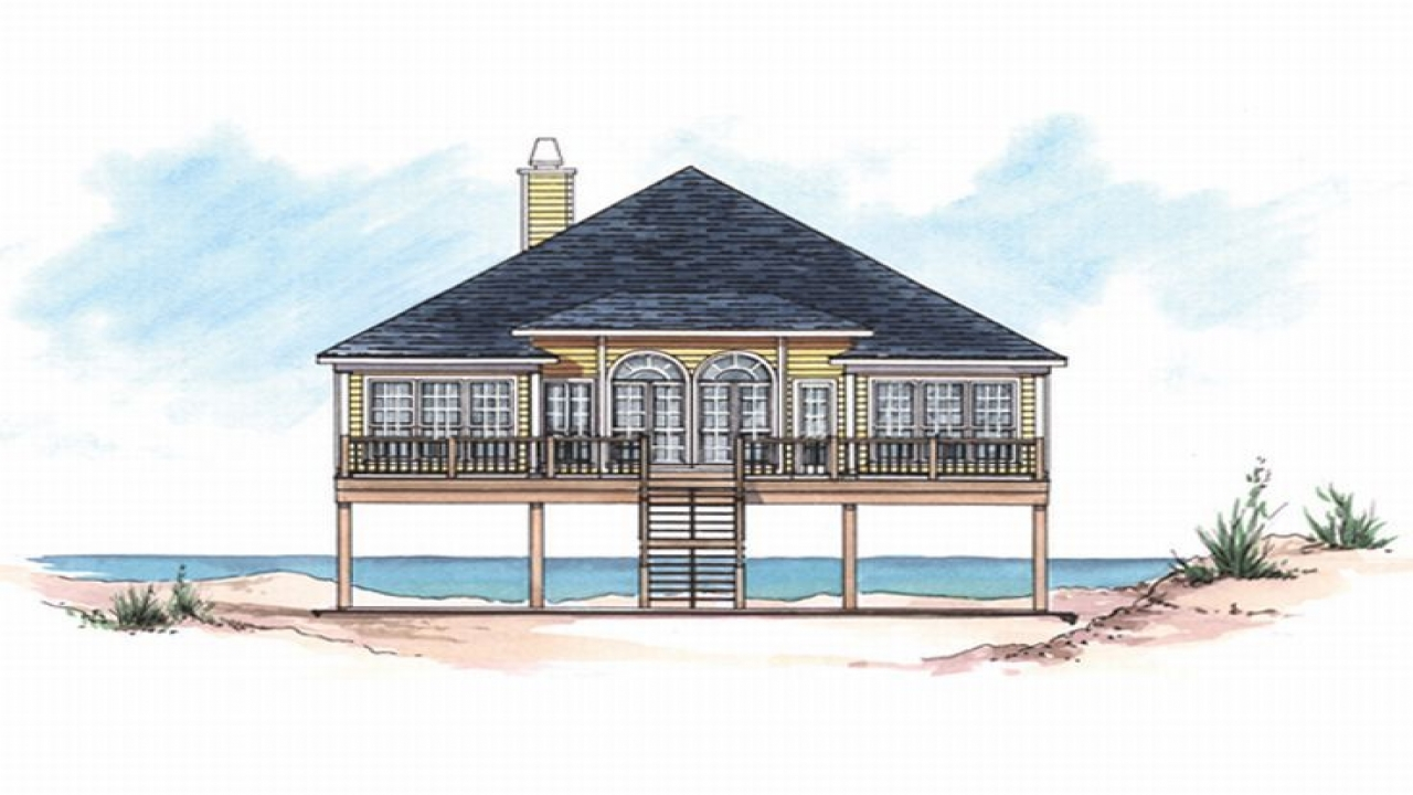 Unique house plans home plans and floor plans at for Bungalow house plans alberta