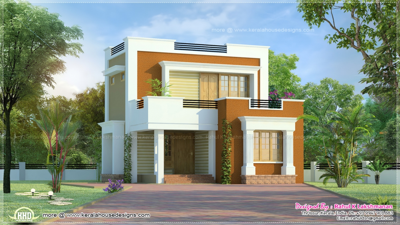 Cute Small House Designs Economical Small Cottage House