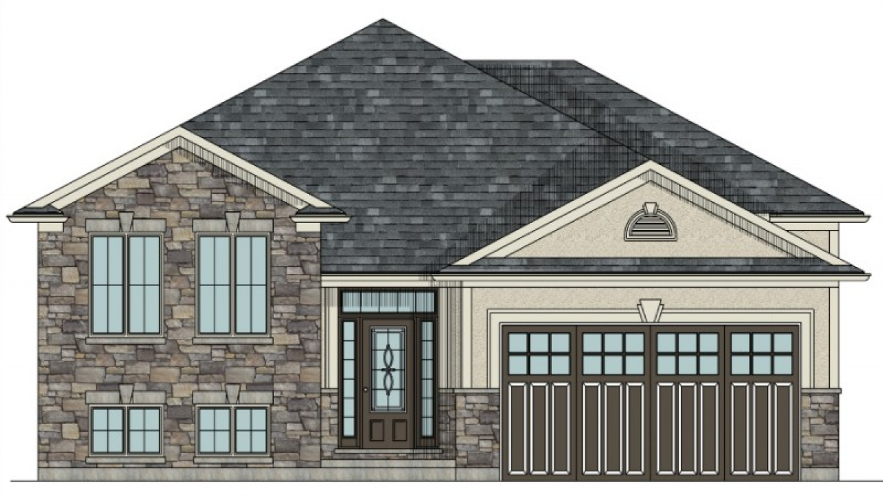 Raised bungalow house plans on piers raised bungalow house for Raised ranch house plans designs