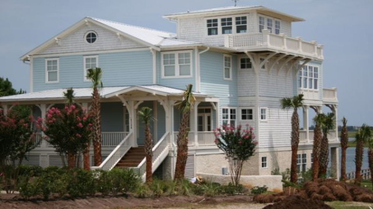 Southernmost House Key West Key West Exterior House Colors