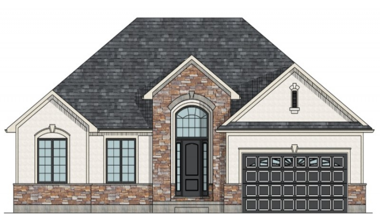 3 bedroom house plans bungalow house plans canada for Rancher house plans canada