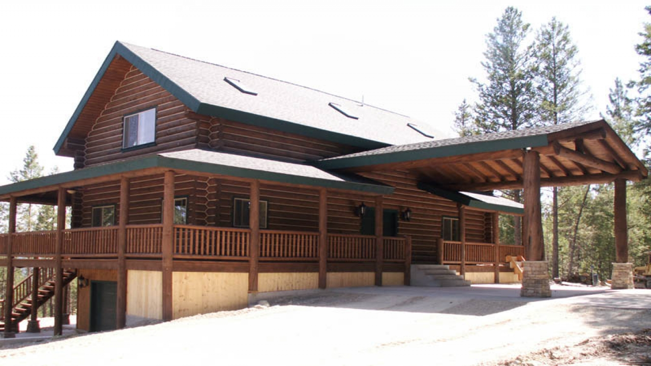 Best Luxury Log Home Luxury Lodge Style Home Plans