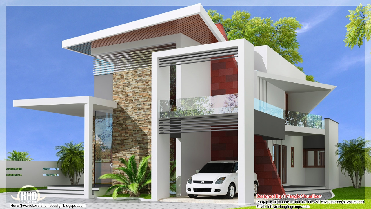 elevation views of houses modern house elevation designs lrg 2ff79822d9e5747e - Download Small House Front Gallery Front 3D Elevation Design Pics
