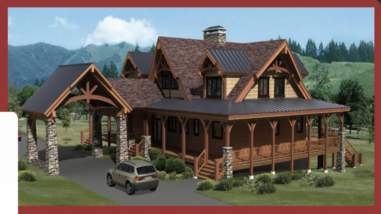 Log cabin floor plans custom log cabin plans log cabin for Unique log home floor plans