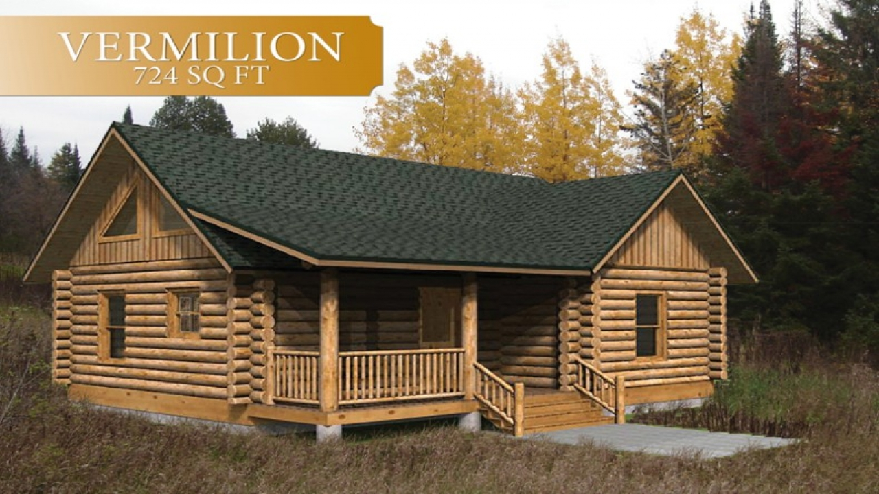 Log hunting cabin plans hunting cabins building plans for Hunting cabin plans free