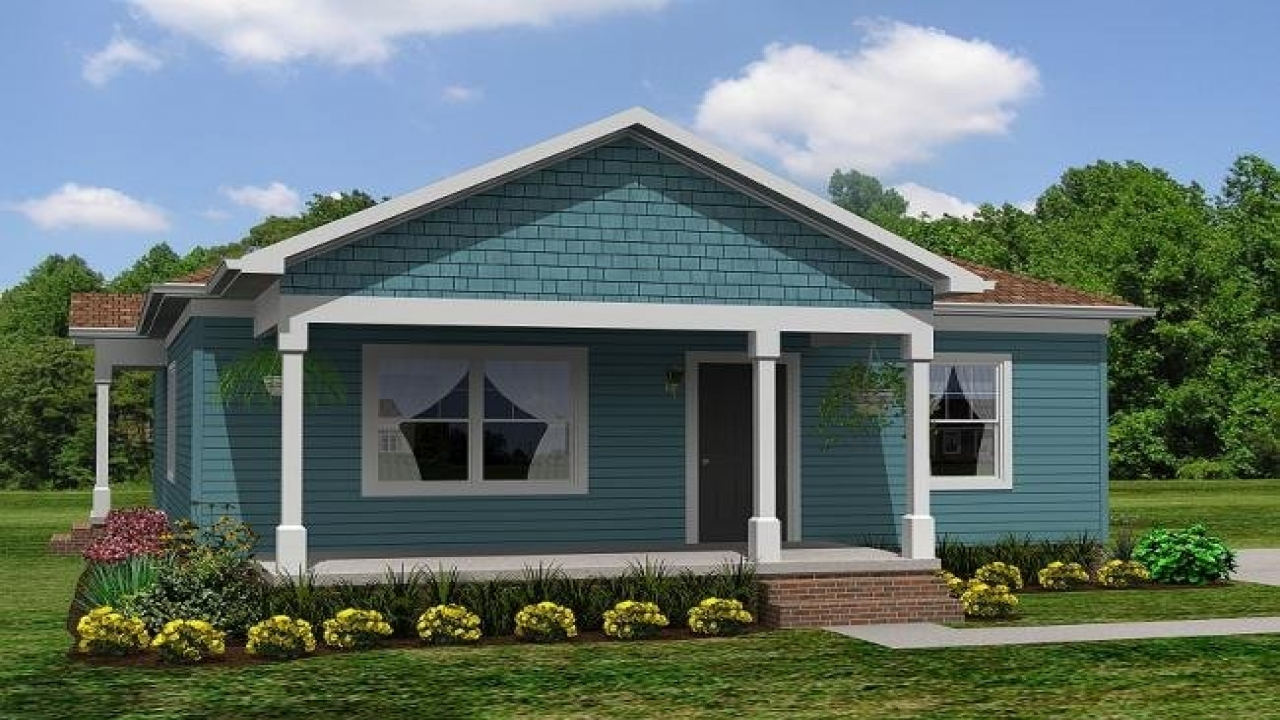 Small country homes with porch small country ranch house for Country homes with porches