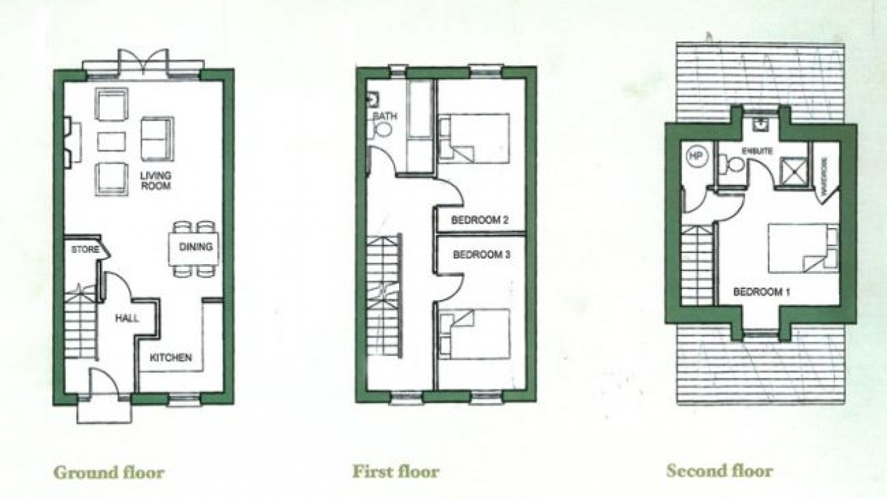 Small house extension plans examples victoria house for Extension floor plans
