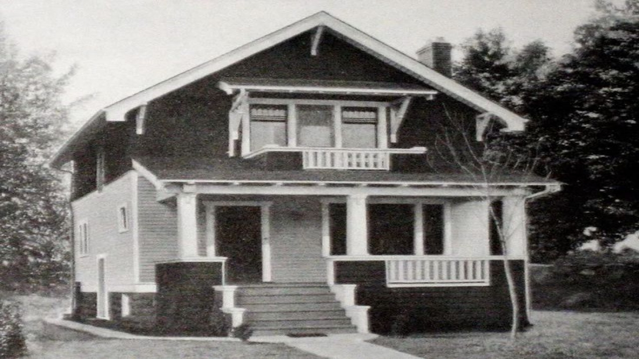 1920s craftsman house plans historic craftsman house plans for Historic craftsman house plans