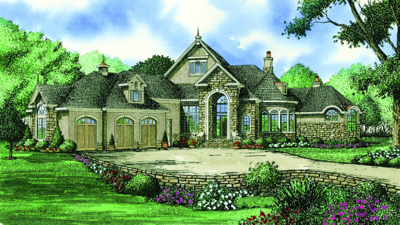 Donald gardner house plans with sunrooms peyton the don for Ranch house plans with sunroom