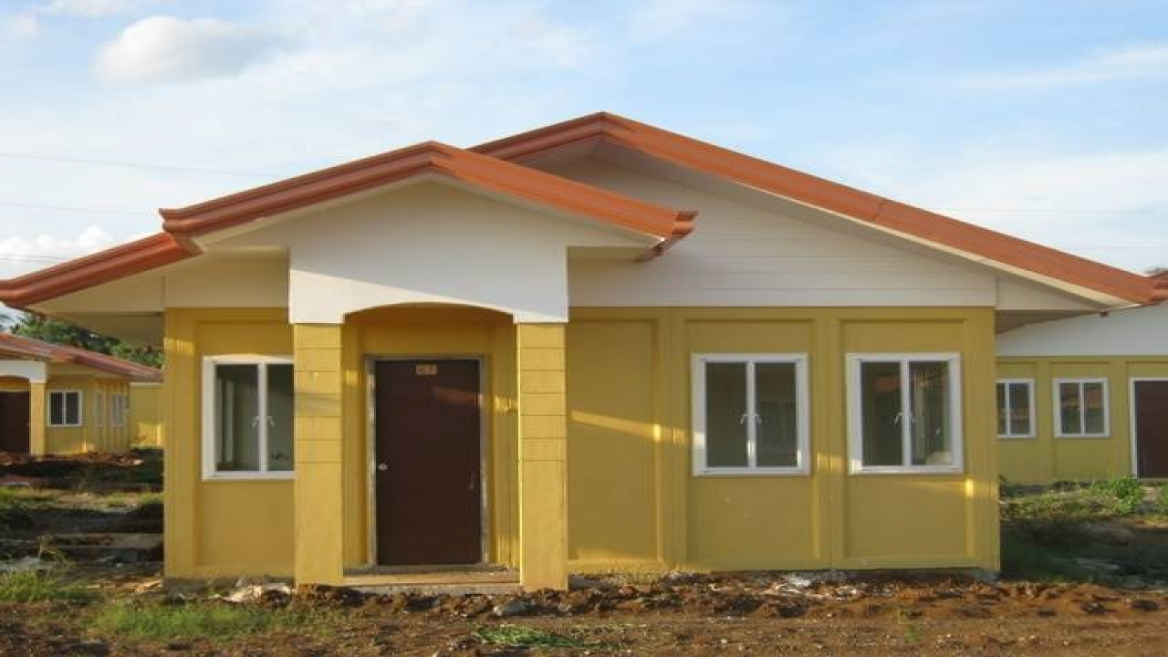 Marga camella model house model houses philippines - Camella homes bungalow house design ...