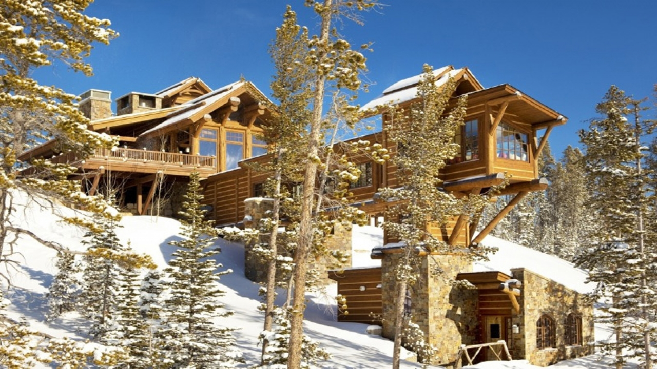 Mountain chalet house plans swiss chalet style house plans for Swiss chalet home designs