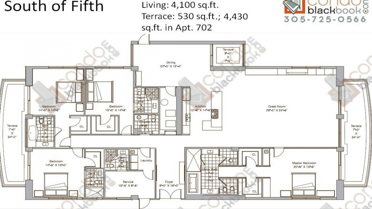 Ocean drive south beach miami ocean house miami floor for Ocean house plans