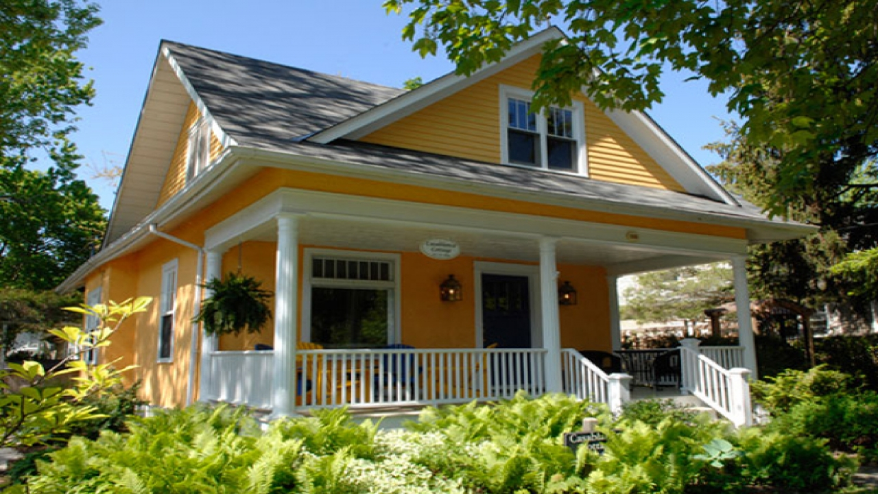 Tiny Home Designs: Small Country Cottage Home Country House Plans Small